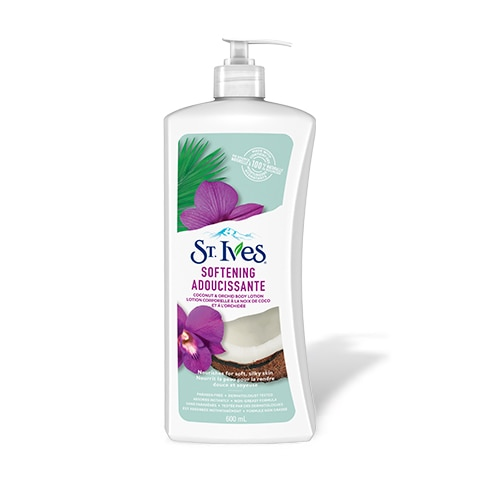 Softening Coconut and Orchid Lotion