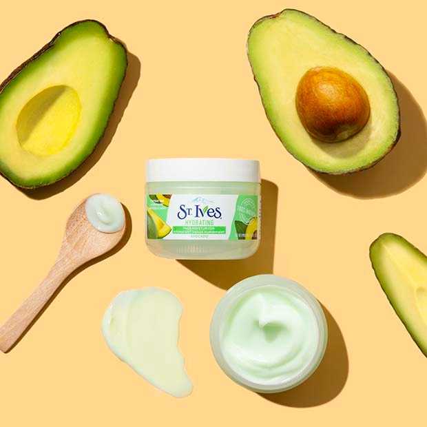 NEW Daily Face Moisturizer Avocado