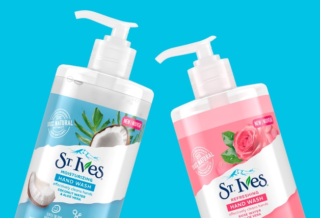 St Ives Hand Wash