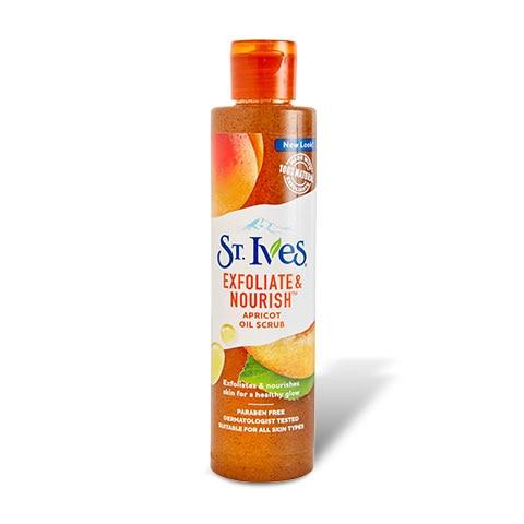 Exfoliate & Nourish Apricot Oil Scrub