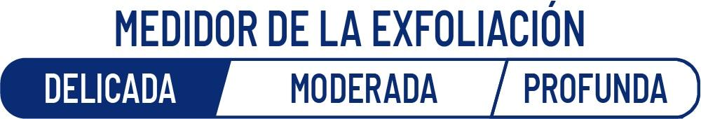 delicado exfoliacion icon