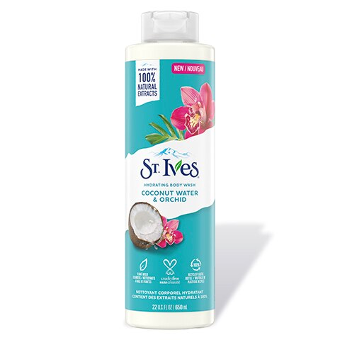 Hydrating Body Wash Coconut Water & Orchid
