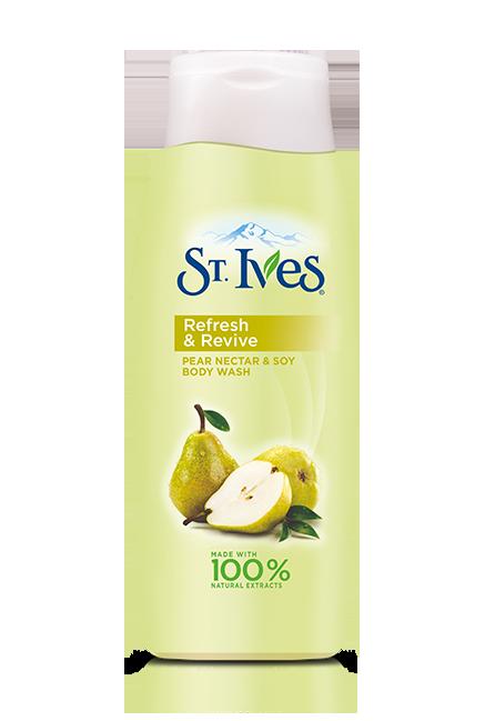 Pear & Soy Body Wash