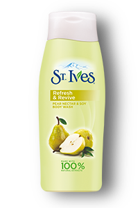 Product Pear & Soy Body Wash