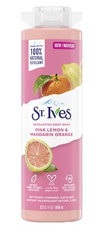 Pink Lemon & Mandarin Orange Body Wash