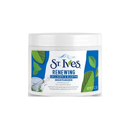 Renewing Collagen Elastin Moisturizer | St. Ives
