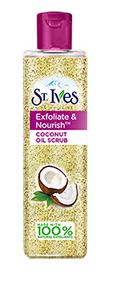 Product Coconut Oil Scrub St. Ives