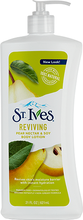 Reviving Pear Nectar & Soy Body Lotion