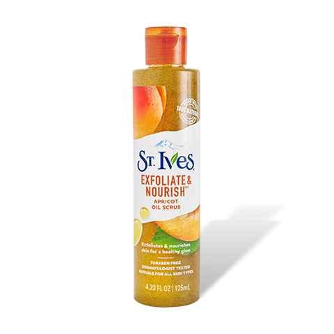 Exfoliate & Nourish™ Apricot Oil Scrub