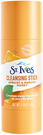 Apricot & Manuka Honey Cleansing Stick