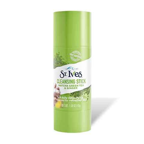 Matcha Green Tea & Ginger Cleansing Stick