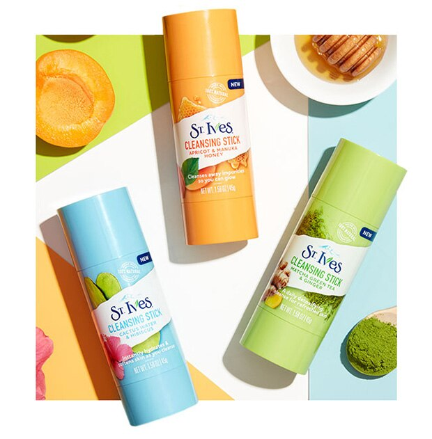New Cleansing Sticks