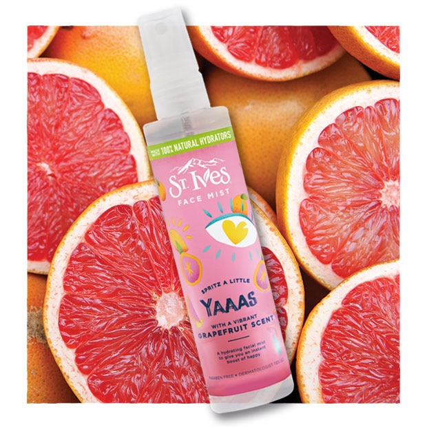 YAAAS Face Mist Happy Grapefruit