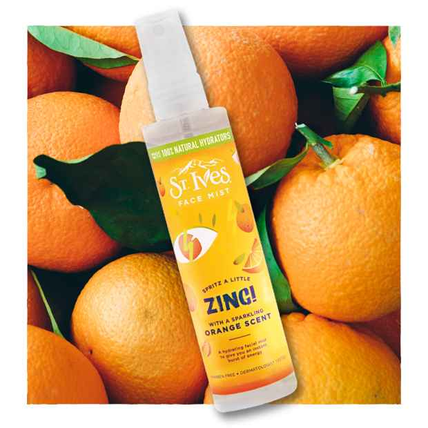 ZING! Face Mist Energizing Orange