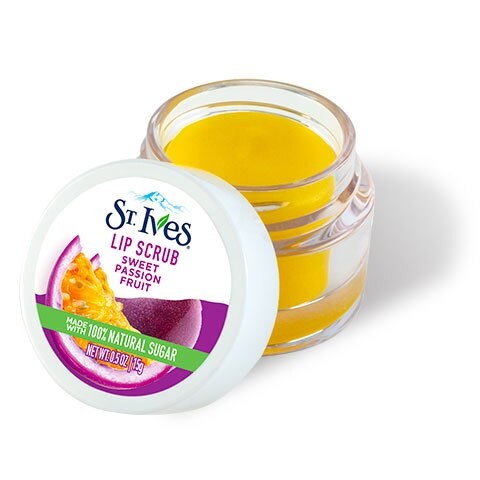Sweet Passion Fruit Exfoliating Lip Scrub