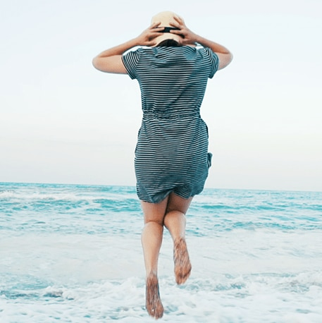 Beach Activities For Dealing With Stress