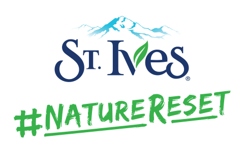 nature reset and st ives logo